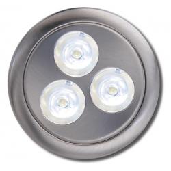 puck lights pier lighting the led lighting source. Black Bedroom Furniture Sets. Home Design Ideas